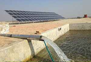 AC Solar Irrigation Pumps