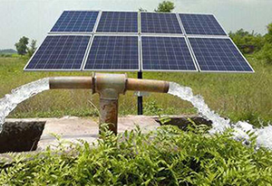 DC Solar Irrigation Pump